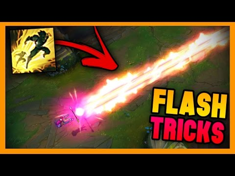 Best Flash Tricks - League of Legends