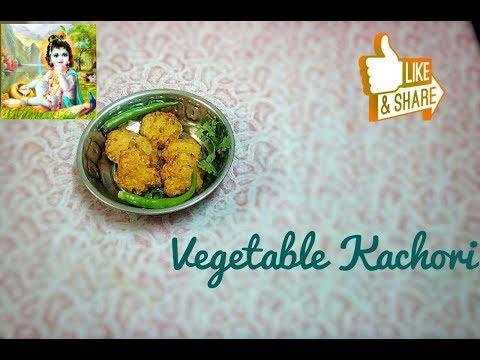 Vegetable Kachori