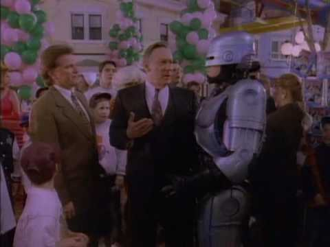 RoboCop The Series 1x13 - RoboCop Versus Commander Cash