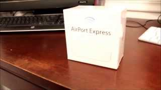 How To Add A Hardwired Connection Using Apple Airport Express As A Wifi Extender