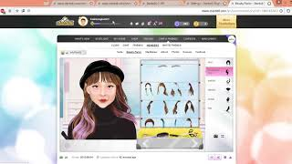 Stardoll Gift Wigs + COPY WIGS 2018 Working 100% [NEW LINK ]