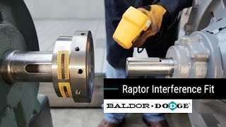 Baldor-Dodge Raptor Coupling : Interference Fit Installation Module