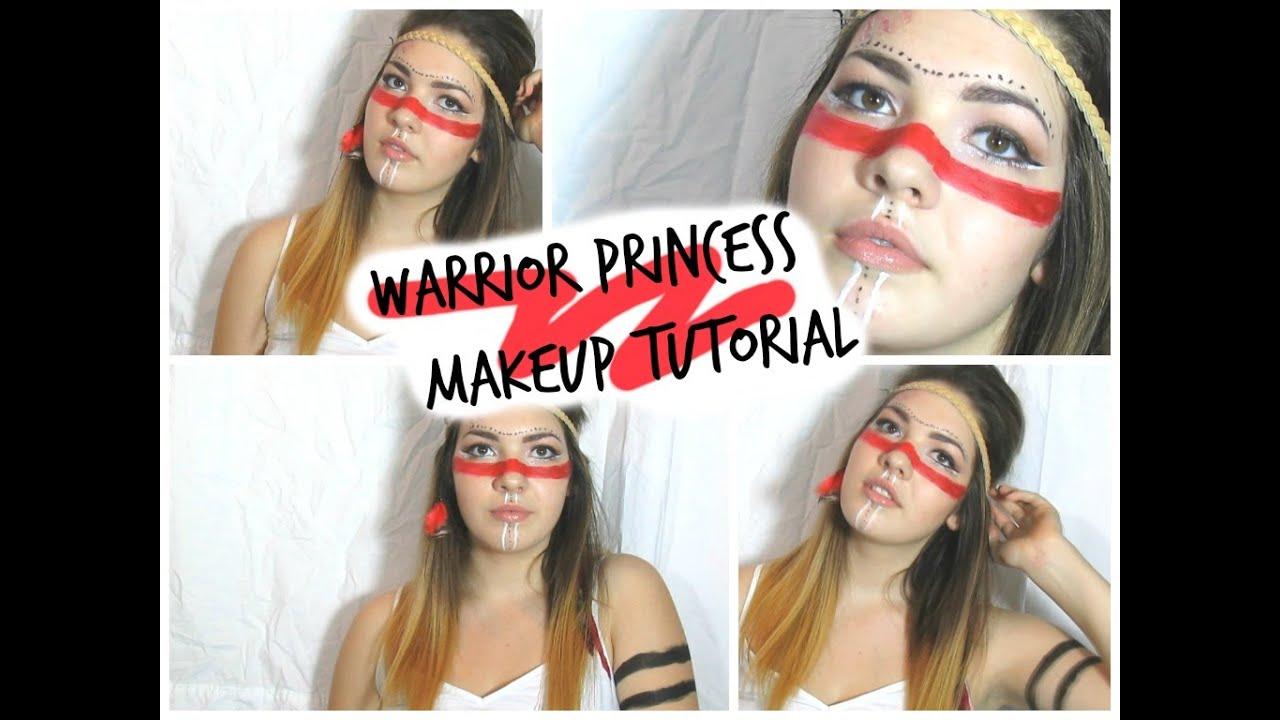 Warrior Princess Makeup Warrior Princess Makeup