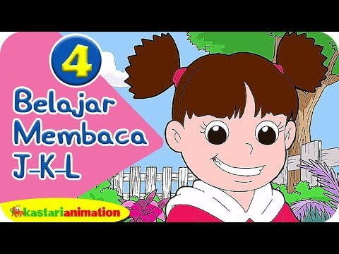 Ayo Belajar Membaca 4 Bersama Diva - Kastari Animation Official video