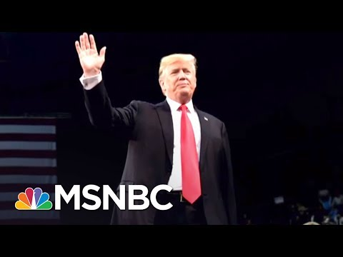 Donald Trump Takes A Risk Campaigning In Pennsylvania | MTP Daily | MSNBC