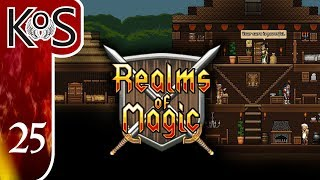 Realms Of Magic Ep 25: EXPLORING THE NEW AREA - First Look - (Early Access) Let's Play, Gameplay