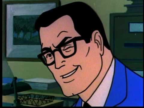 Superman Cartoons 1966 Superman 1966