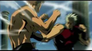 Shin Hokuto No Ken - Kenshiro vs Seiji