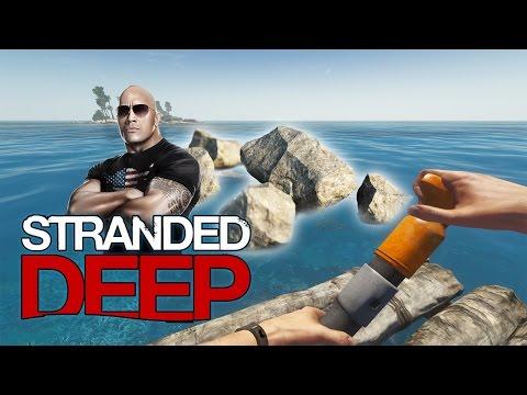Stranded Deep   Quest for Rocks