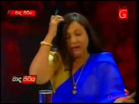Geetha Kumarasinghe Derarana Wadapitiye     තායිලන්තේ ගණිකාවෝ එපා අපි ලංක video