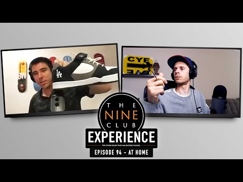 "Nine Club EXPERIENCE #94 (At Home Edition) - #WesKremer,  Vans ""Credits"", Bam Margera"