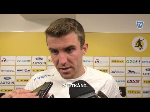 FNL: rozhovor s Petrem Bredou po utkání s Vítkovicemi (2:2)