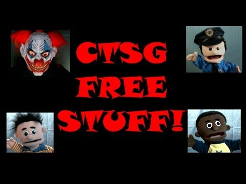 Free Stuff From Ctsg!   Ringtones & Text Message Tones Plus Comedy Night Meetup video