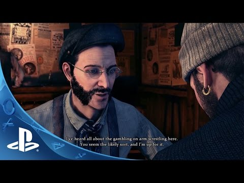 Crimes and Punishments (Sherlock Holmes): Subversion Trailer |