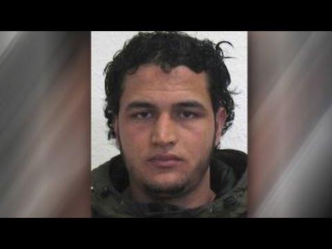 German officials name suspect in Berlin terror attack