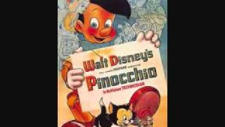 Dickie Jones - Give a Little Whistle - From Walt Disney's ''Pinocchio''