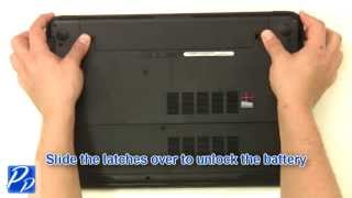 Dell Inspiron 15 (3521 / 5521)  Hinge Cover Replacement Video Tutorial