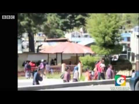 Earthquake in Guatemala. 48 dead after earthquake rocks Guatemala. Earthquake 2012.