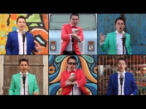 PSY - GENTLEMAN - Beatbox Acapella Cover - Isato Remix