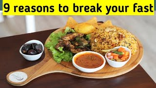 Who is exempt from fasting || 9 reasons to break your fast