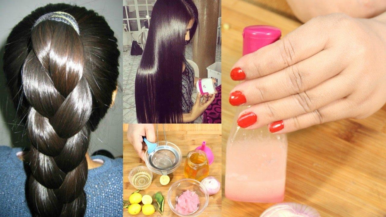 Как быстро вырастить волосы в домашних условиях чтобы есть 461