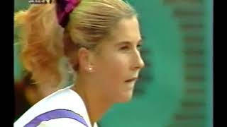 Monica Seles vs Steffi Graf  Women's Final Roland Garros 1990