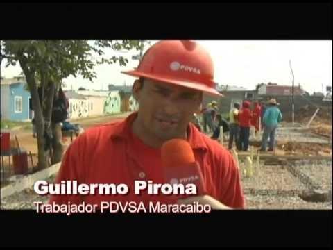 El compromiso en el voluntariado - Valores de PDVSA