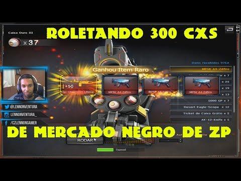 ROLETANDO 300CX DE ZP DA ATT | CROSSFIRE AL