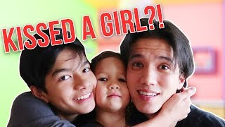 Download Lagu NEVER HAVE I EVER with my LITTLE BROTHER! Gratis STAFABAND