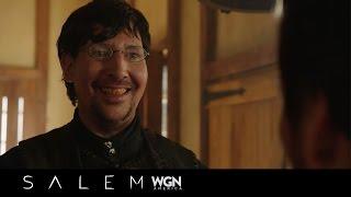 WGN America's Salem: Season 3 Marilyn Manson 
