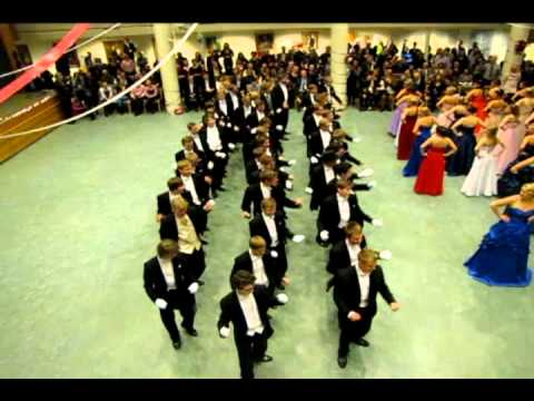 Lärkans gammeldans 2012 elevdans