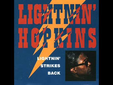 Lightnin' Hopkins - Stool Pigeon Blues