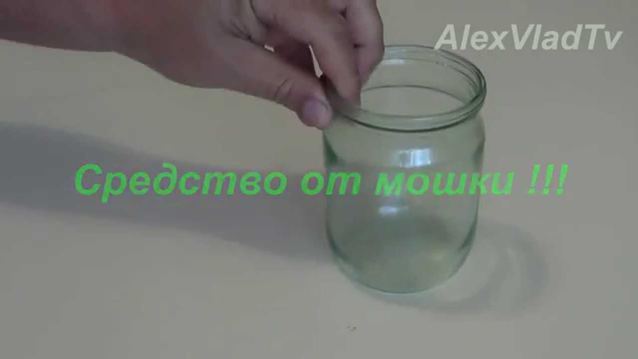 Как сделать средство от мошек
