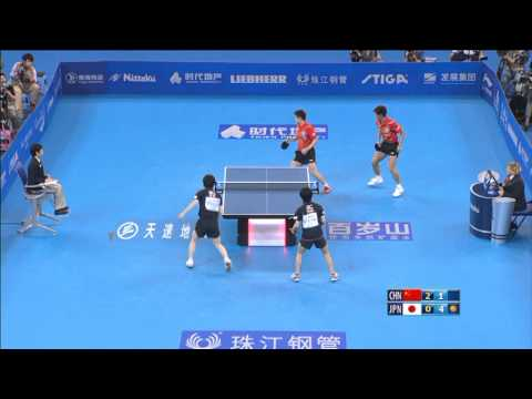 World Team Classic Highlights: Koki Niwa Kenta Matsudaira-Zhang Jike Wang Hao