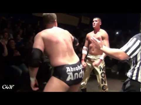 Cash Money Erkan vs. Absolute Andy - GWF Berlin Wrestling Night 11