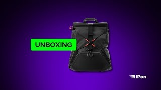 iPon UNBOXING: OMEN X by HP Transceptor Backpack