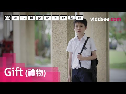 Gift - Singapore Inspiration Drama Short Film    Viddsee video