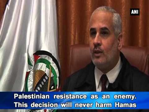 Hamas says listing by Egypt as terrorist organisation is