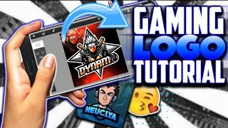 Gaming Logo Maker on Android for free | Mascot Logo Design |