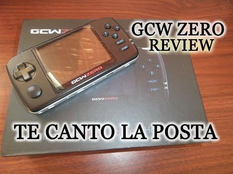 Review GCW ZERO: la mejor consola emulador portatil al 2017 - Te canto la posta
