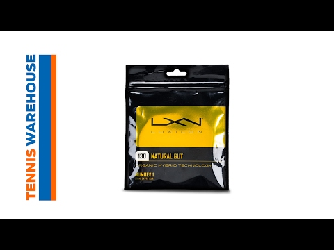 Luxilon Natural Gut String Review
