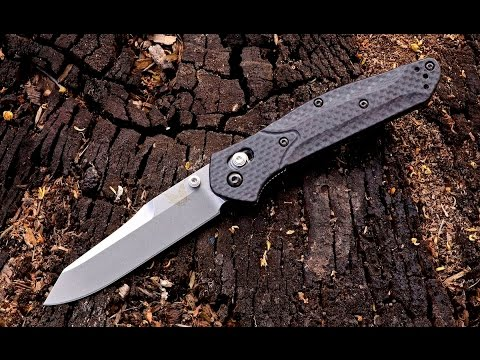 The Perfect EDC...Benchmade 940-1 Carbon Fiber!!