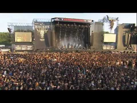 Live @ Wacken Open Air 2011