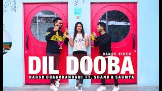 Dil Dooba   Dance Video   Khakee   Harsh Bhagchandani Choreography Ft. Saumya & Shanu   Sonu Nigam