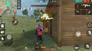 Free fire tricks tamil / free fire Booyah tips and tricks/free fire solo vs squad in tamil record