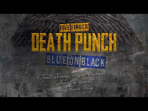 Download  Five Finger Death Punch - Blue On Black Outlaws Country Remix Gratis, download lagu terbaru
