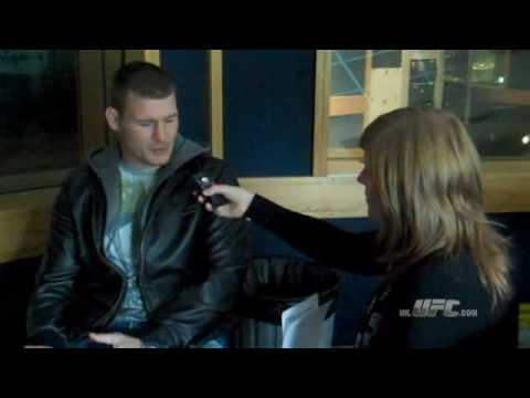 Michael Bisping and Dan Hardy living the Superstar Lifestyle Video