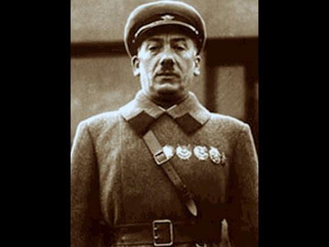 1933 год. Генрих Ягода
