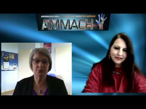#61 The AMMACH Files radio show with Experiencer⁄Researcher from New Zealand, Suzanne Hansen