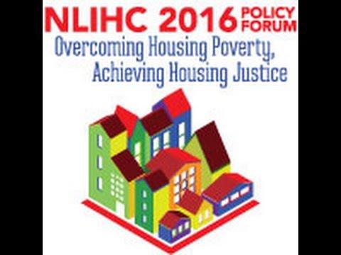 Video 6 - NLIHC Policy Fourm -  Keynote Speech HUD Secretary Castro